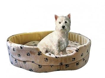 Silvio Diseño Camilla de perros, almohada de perros, perro cesta, Silvio cama para