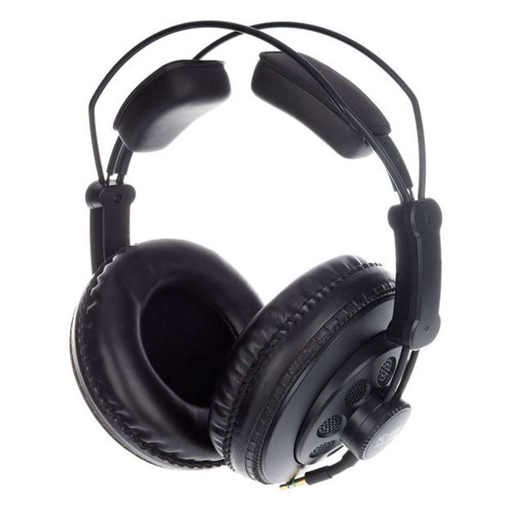 Superlux HD668B Dynamic Semi-Open Headphones by Superlux
