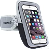 Amazon Price History for:Sports Armband: Cell Phone Holder Case Arm Band Strap With Zipper Pouch/ Mobile Exercise Running Workout For Apple iPhone 6 6S 7 Plus Touch Android Samsung Galaxy S5 S6 S7 Note 4 5 Edge LG HTC Pixel