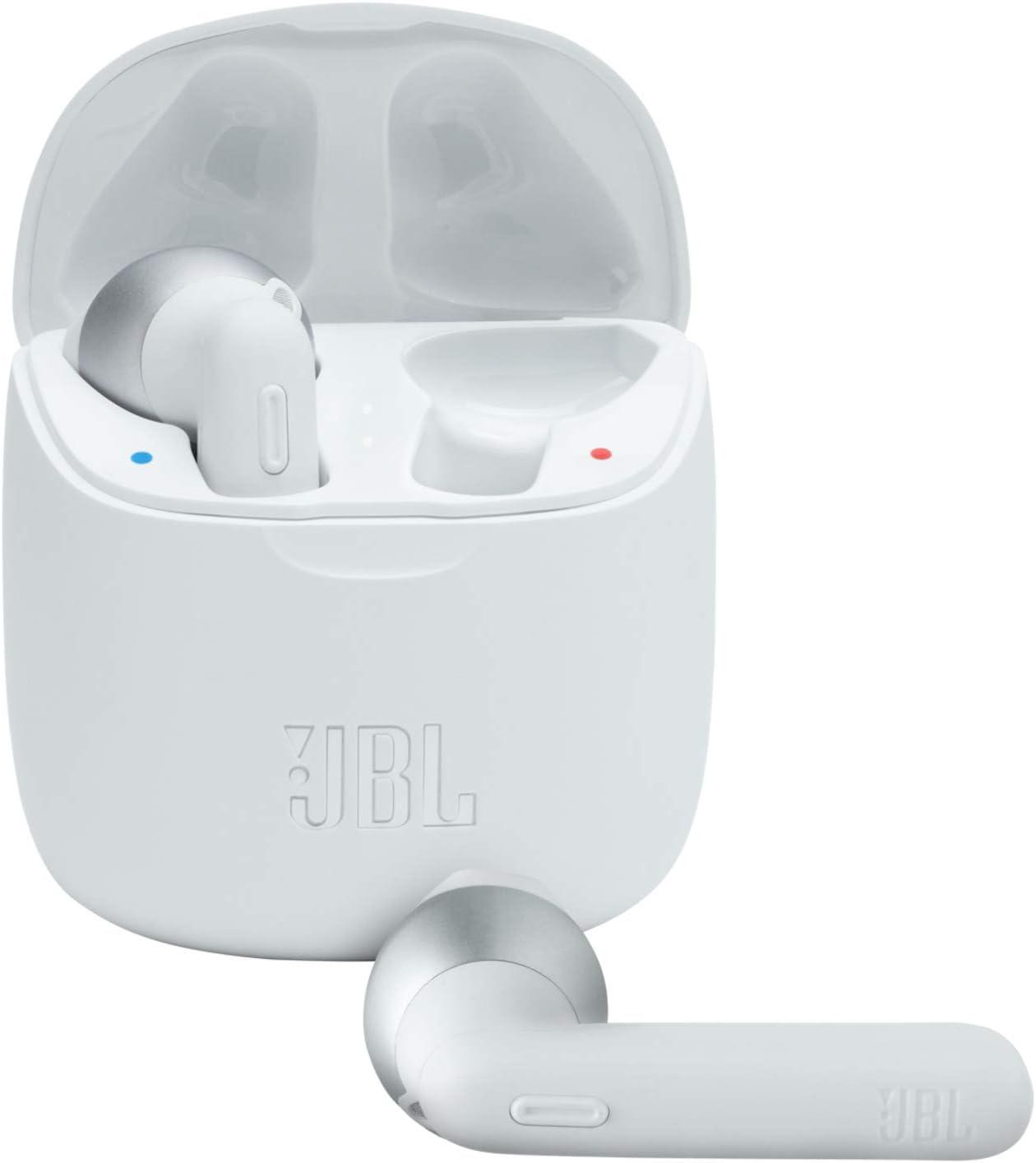 Jbl Tune 225 Tws Lifestyle Bluetooth Kopfhörer In Weiß Elektronik
