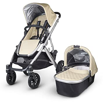 UPPAbaby VISTA Stroller, Lindsey (Wheat)