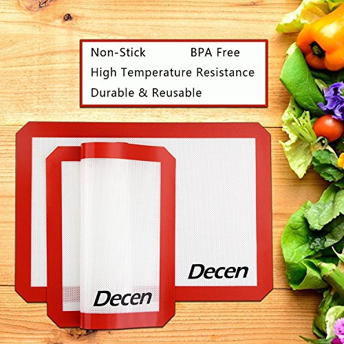Decen Silicone Baking Mat Kitchen product image