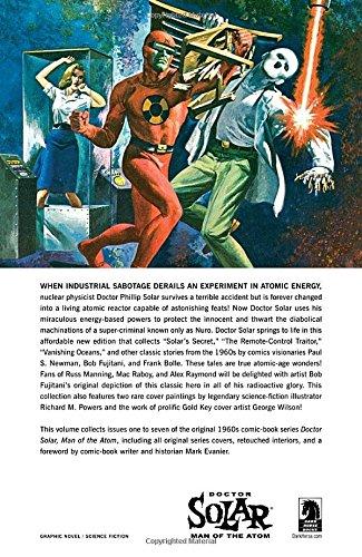 Doctor Solar, Man of the Atom Volume 1 TP by Dark Horse Books