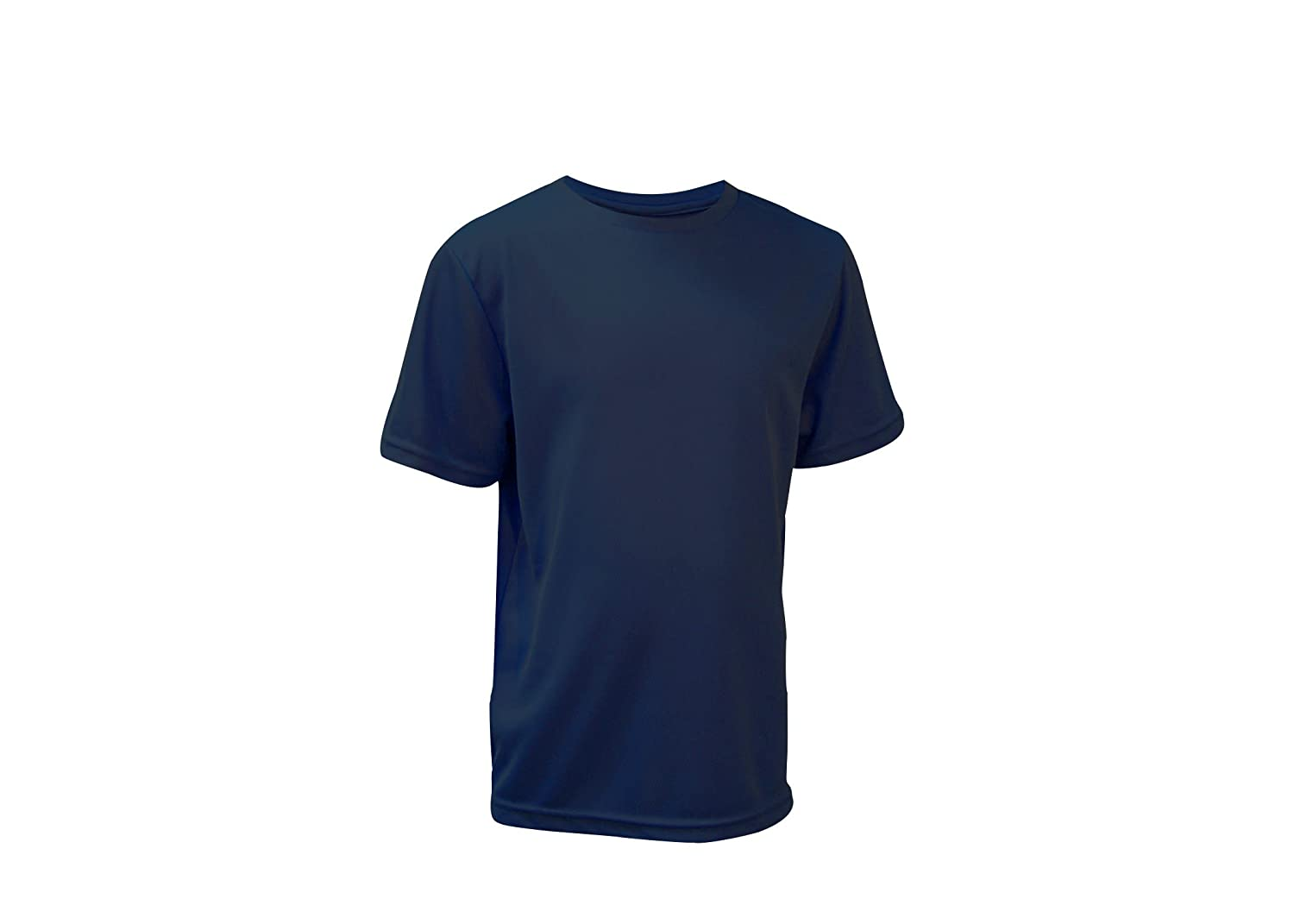 L2b Youth Athletic-Shirts, Crew Neck, Short Sleeve, Quick Dry, No Fade