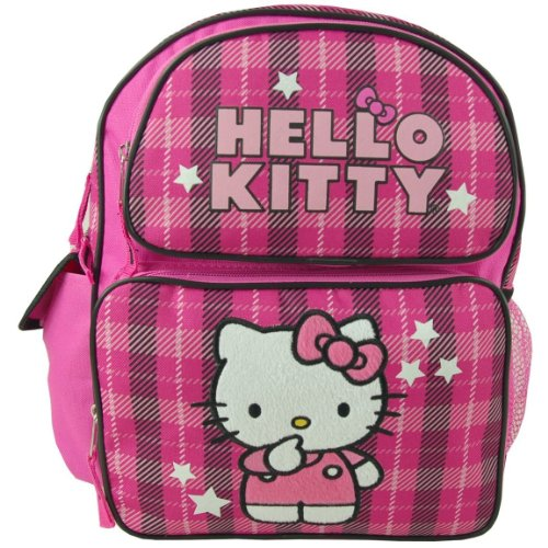 """Hello Kitty 12"""" Toddler Backpack"""