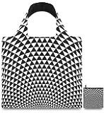 LOQI Pop Prism Reusable Shopping Bag, Multicolor