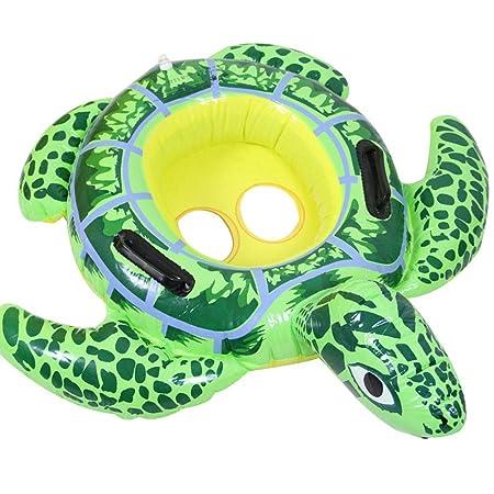 AimdonR - Flotador de Agua para niños, con Forma de Tortuga ...