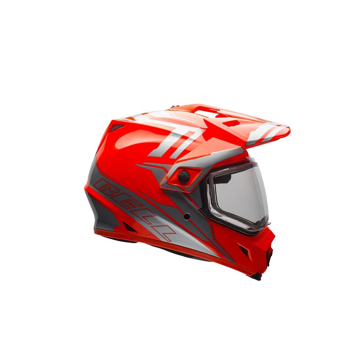 Bell MX-9 Adventure Barricade Mens Snowmobile Helmets - Orange - X-Largecoupon code 2017