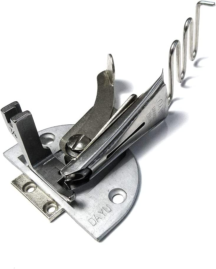 Tape Size:28mm Adjustable Double Fold Right Angle Bias Binder for Juki Ddl-8500 8700 5550 8300