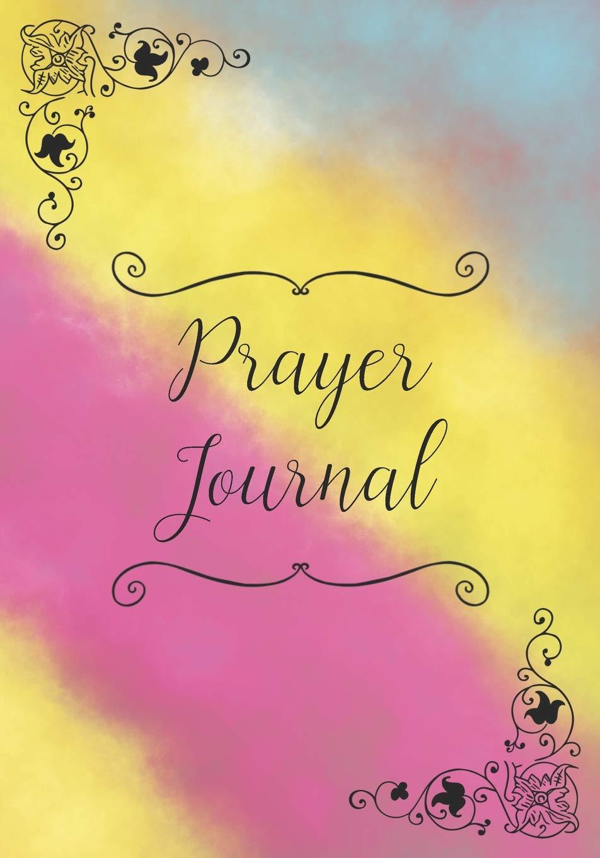 Prayer Journal: Prayer Journal, Favorite Scriptures, Bible ...
