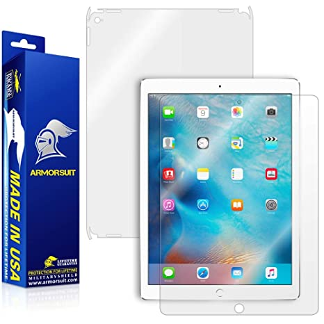 ArmorSuit MilitaryShield Apple iPad Screen Protector Brand New! 1st Gen