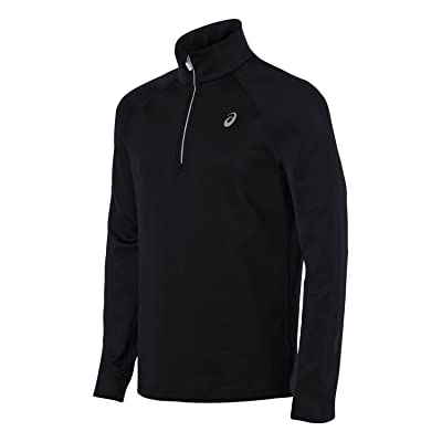 Amazon.com : ASICS Men's Thermal Xp 1/2 Zip Jacket : Clothing