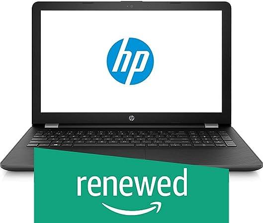Renewed  HP 15 bw088ax AMD Quad CoreDual Core A9 9420 APU Laptop  3 GHz/4  GB/1 TB/39.62 cm  15.6 /DOS/2  GB Graphics  Smoke Grey  Laptops