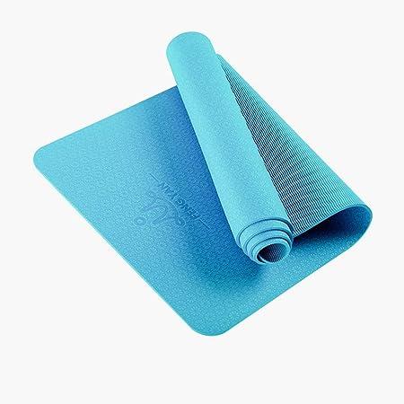GFF Esterilla de Yoga TPE Esterilla de Yoga Alargamiento ...