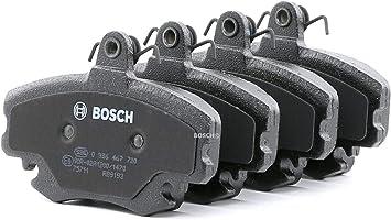Bosch Bremsbelagsatz Für Scheibenbremse 0 986 467 720 Auto