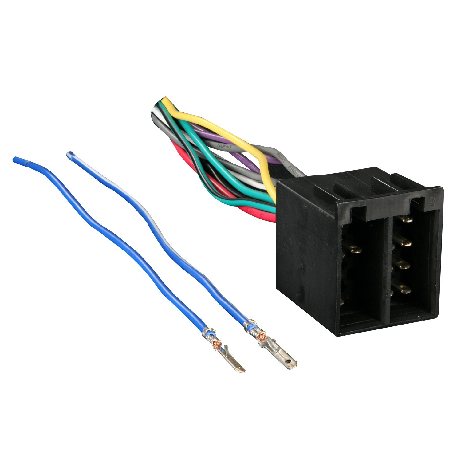 61btua5kg4L._SL1500_ amazon com metra 70 1783 radio wiring harness for smart car car Car Wiring Harness at readyjetset.co