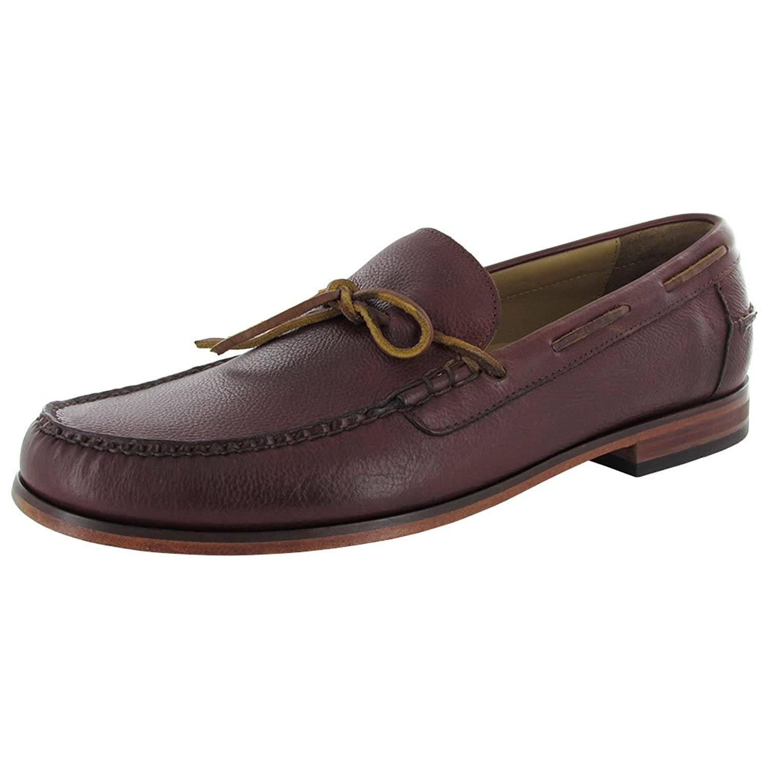 Cole Haan Mens Henderson Camp Moc II Leather Loafer Shoe