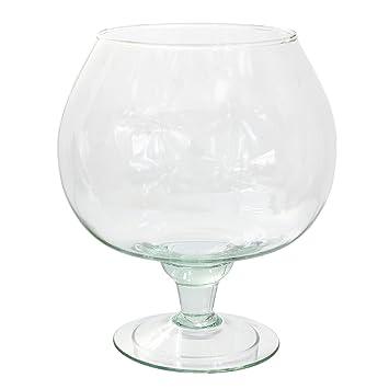 Decoration Maison Grande Verre Cognac Bol Ou Vase Pour