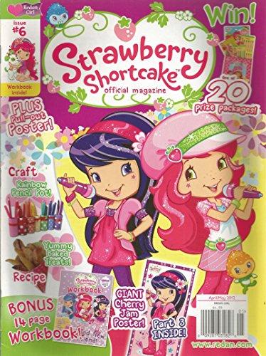 Strawberry Shortcake Magazine - 1