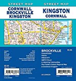Kingston / Cornwall / Brockville / Smith Falls, Ontario Street Map