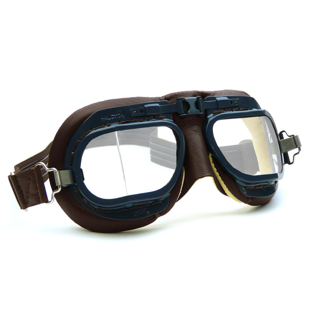 HDM Products Mk8 Battle Of Britian Goggles/Classic Flying Goggles