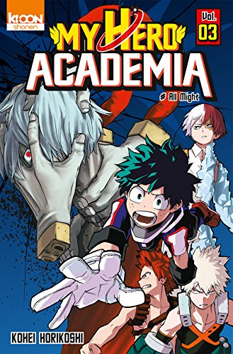 My hero academia n° 03