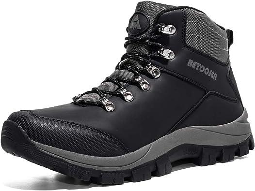 Zonesome Hiking Boots Men Lightweight