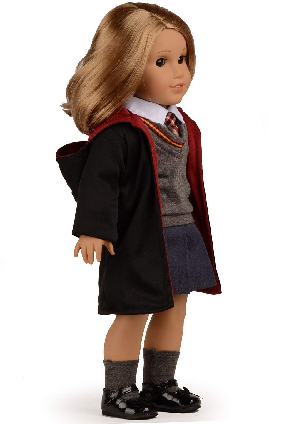 """Magic Outfits Witchcraft School Uniform Doll Clothes For 18/"""" American Girl Doll"""