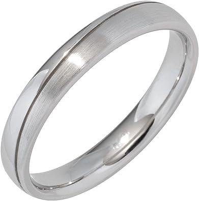 Partner Ring Silberring schlicht 925 Silber Sterlingsilber