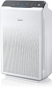Winix Australia Zero 4-Stage Hospital Grade True HEPA Air Purifier (Exclusive AUS 2-Yr Replacement Warranty) Model AUS-1050AZBU