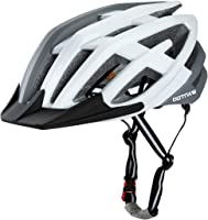 Wantdo Bike Helmet Mens Bicycle Helmets Ultralight Cycling Helmet Road Mountain Bike Helmets for Women with 23 Air Vents...