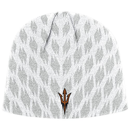 NCAA Arizona State Sun Devils Men's 2015 Events Beanie, One Size, White (Arizona State Sun Devils compare prices)