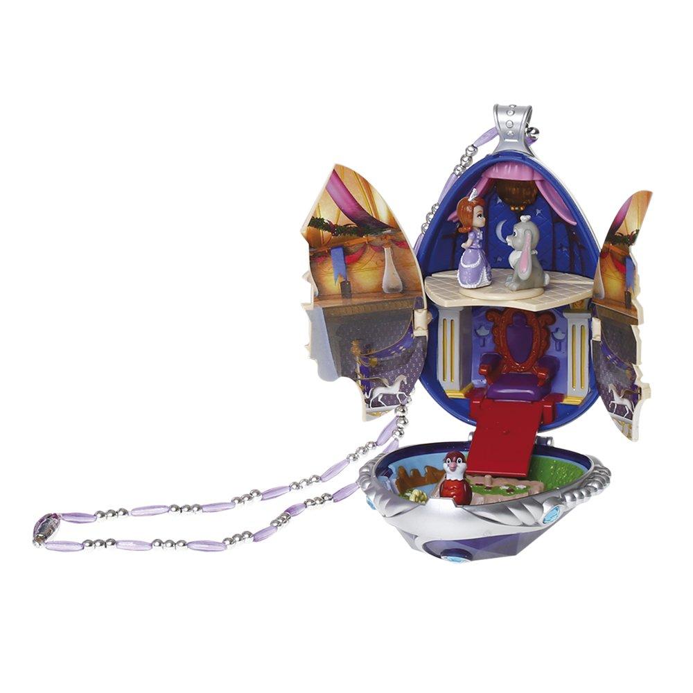 Amazon.es: Princesa Sofía - Amuleto y 3 mini figuras (Giochi Preziosi 15158): Juguetes y juegos