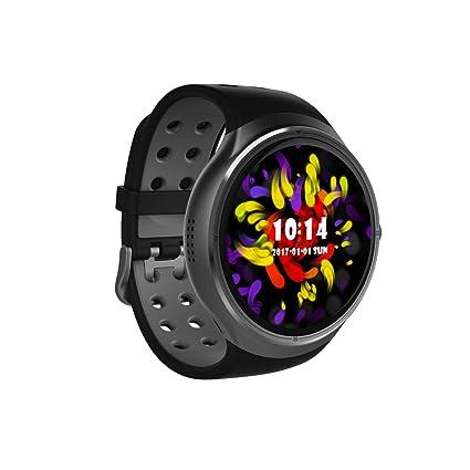 Lixada Smart Watch 1 GB RAM 16 GB ROM BT/GPS/Wi-Fi ...