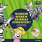 Warum haben Zebras Streifen? | Anke S. Hoffmann,Katharina Schubert,Stephanie Mende