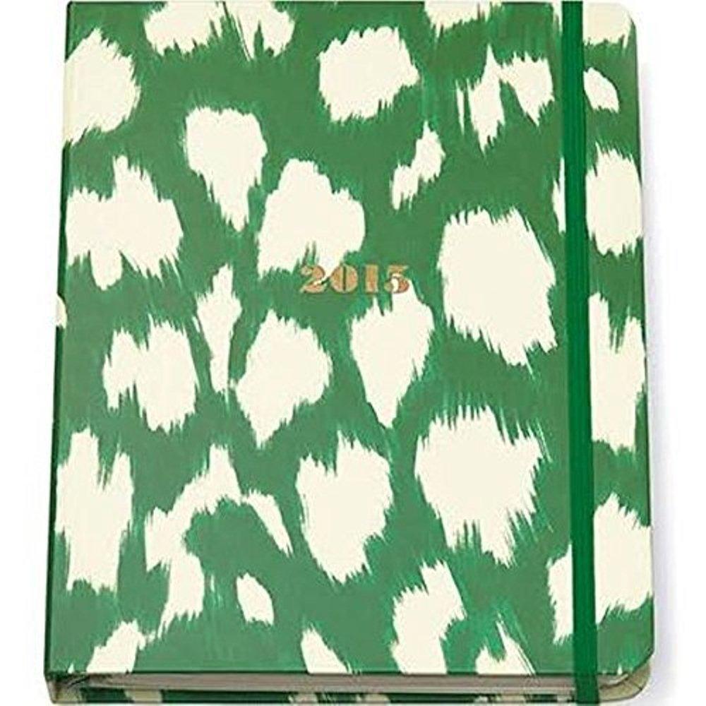 Amazon.com : Kate Spade Large Agenda - Painterly Cheetah ...