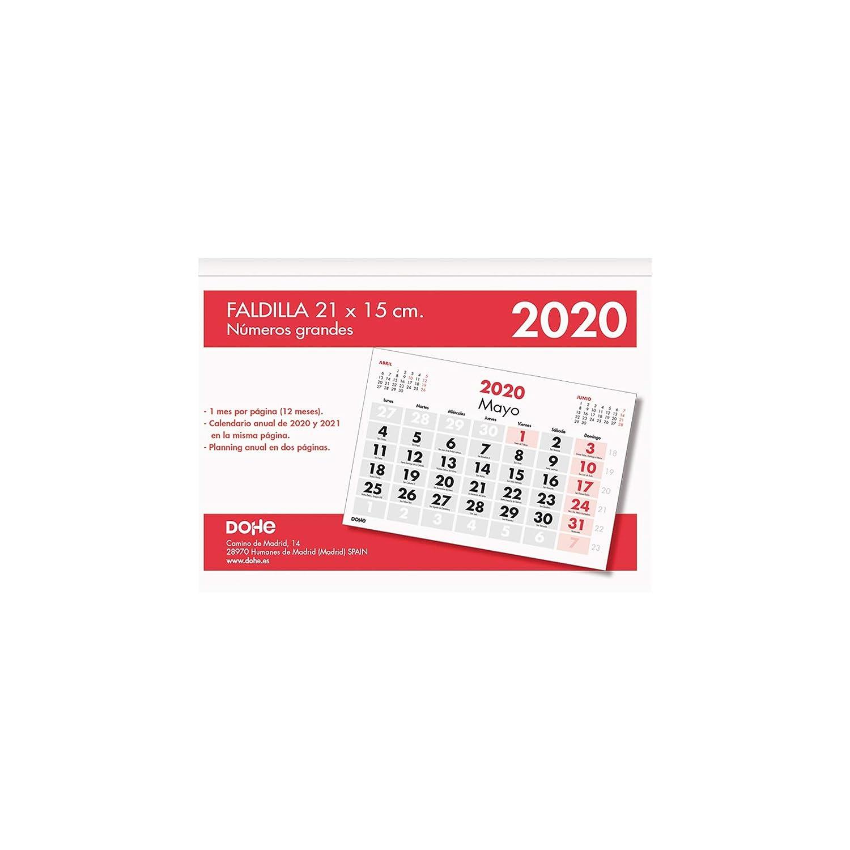 Dohe 11645 - Calendario: Amazon.es: Oficina y papelería