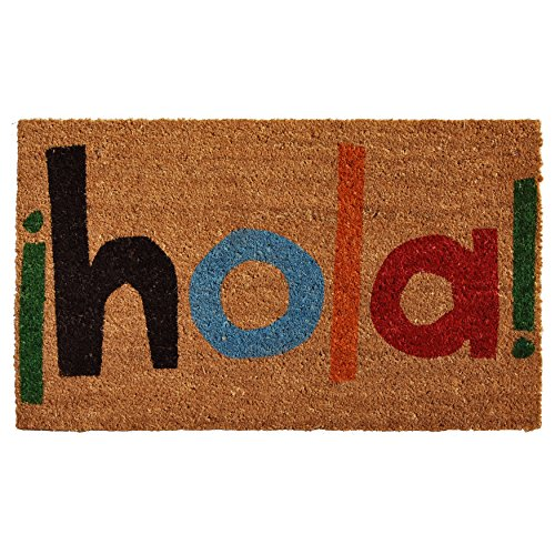 Cheap  Home & More 121561729 Hola Doormat, 17