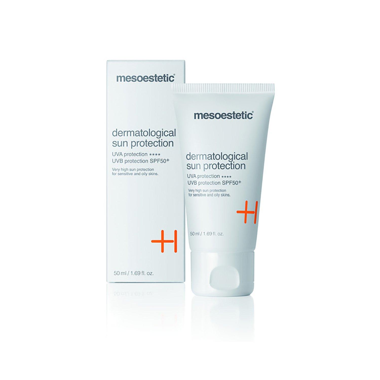dermatological sun protection SPF50+ UVA & UVB SPF50+