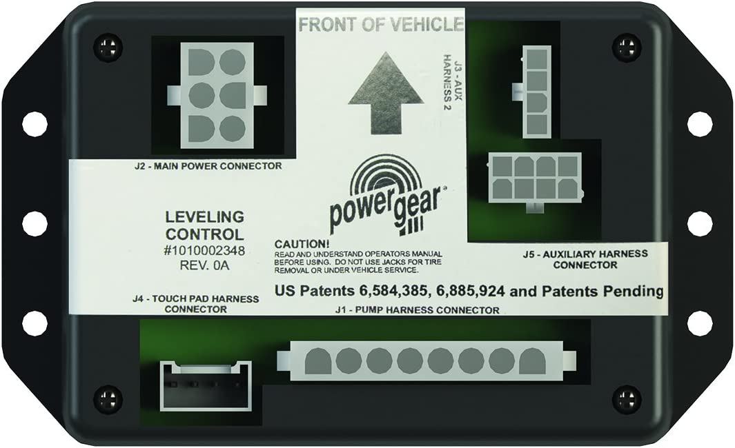 RV Parts & Accessories Power Gear 1010001002 Controller for 3 ...