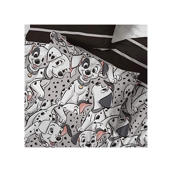 61bu7pHVq%2BL Producto oficial de Disney. El producto incluye: 1 funda nórdica (135x200); 1 funda de almohada (48 x 74 cm). Lavar a máquina a 40 grados, no usar lejía, planchar a temperatura media, secar a baja temperatura, no lavar en seco.