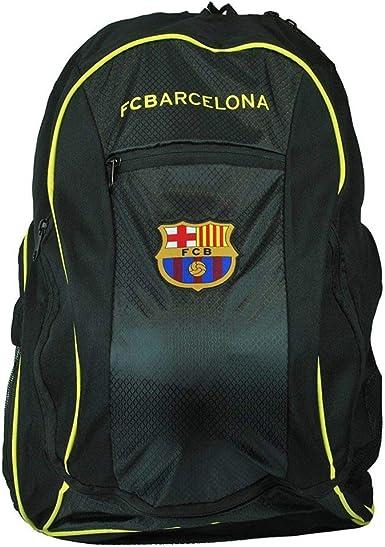 Large Soccer Ball Backpack Barcelona