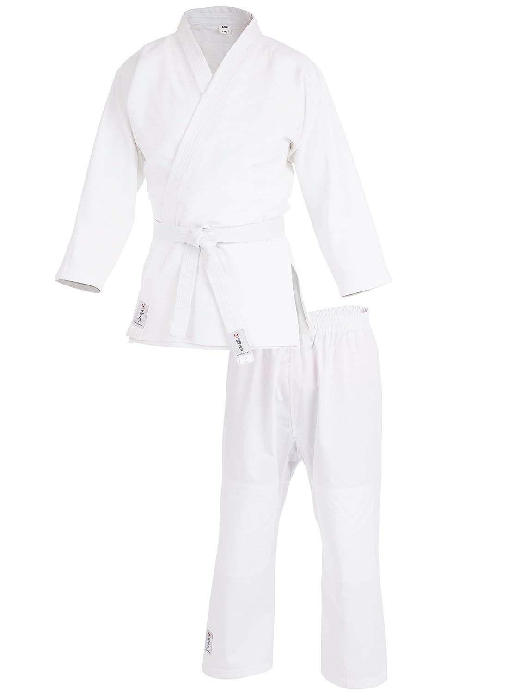 Ultrasport - Traje de Judo, con cinturón Blanco Incluido ...