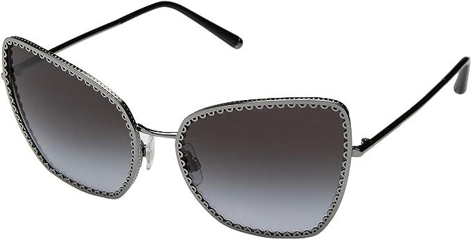 Dolce & Gabbana 0DG2212 Gafas de sol, Gunmetal, 61 para ...