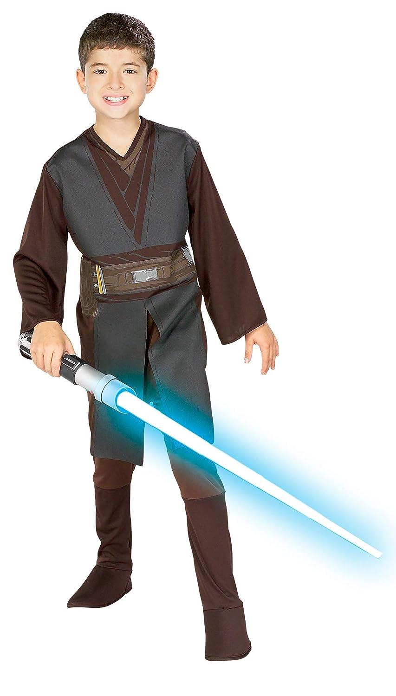 UHC Boy 's Star Wars Anakin Outfit Fancyドレス子ハロウィンコスチューム Child M (8-10) ブラウン/グレー B075RBNH61