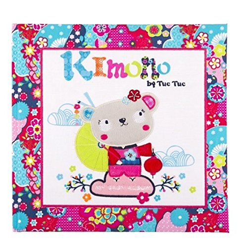 Tuc Tuc Álbum del Bebé Niña Kimono