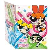Powerpuff Girls Invitations, 8ct