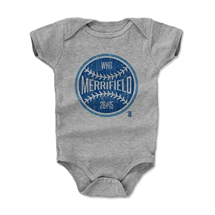 the latest a4577 9603b Amazon.com: 500 LEVEL Whit Merrifield Baby Clothes & Onesie ...