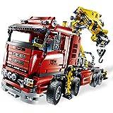 LEGO 乐高 机械组 卡车起重机 2010新款8258