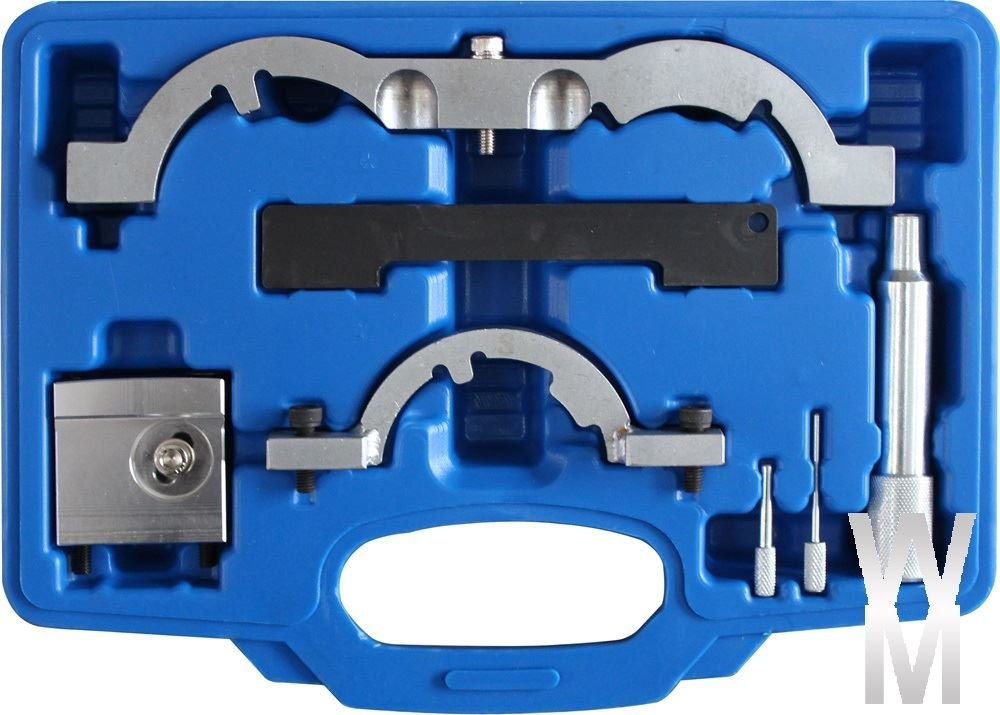 Vauxhall Opel - Juego de herramientas temporizadoras para Opel Astra J, Corsa D, 1.0 1.2 1.4 Turbo 2009: Amazon.es: Coche y moto